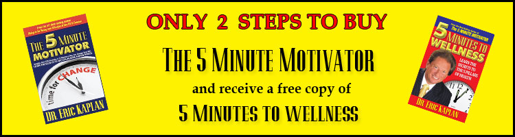 Buy The 5 Minute Motivator, <a href=